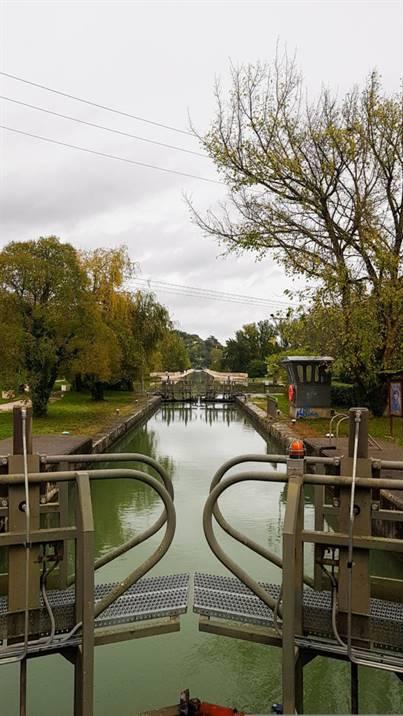 Pont-Canal, Agen