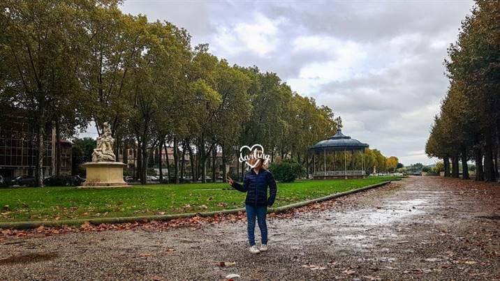 Esplanade du Gravier, Agen