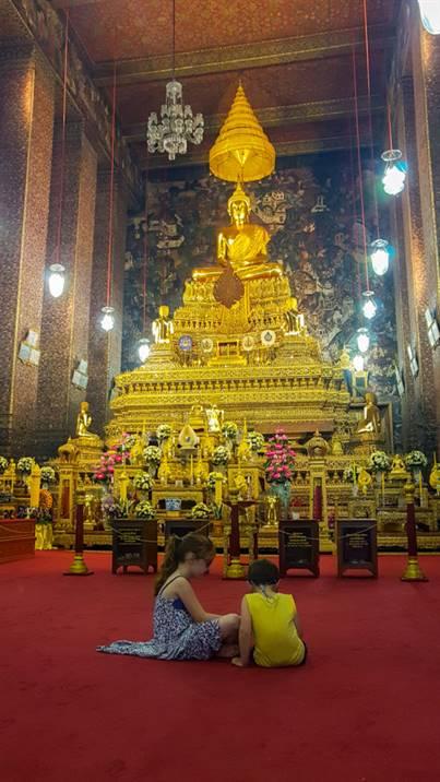 Wat Pho, Thaïland