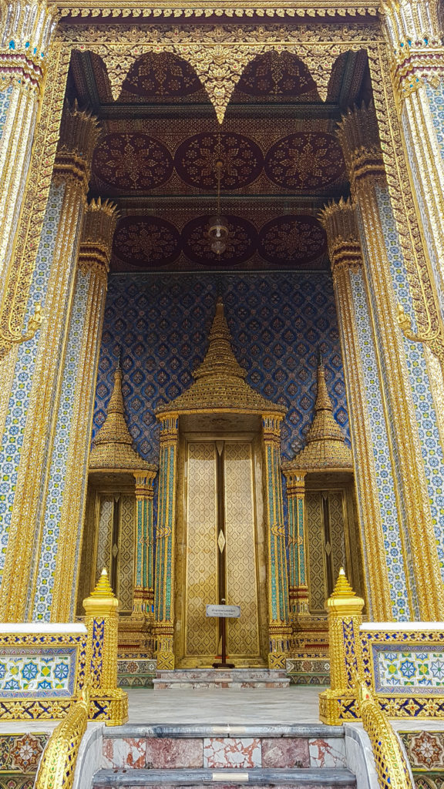 Le palais, royal, Bangkok