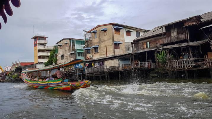 Les Khlongs, Bangkok