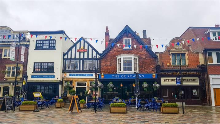 Salisbury Angleterre