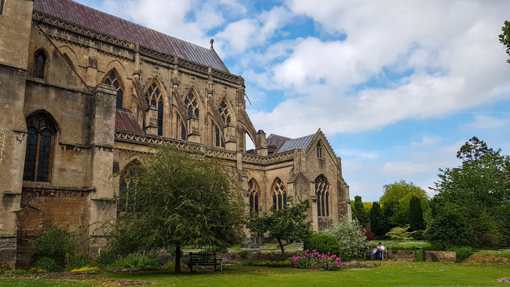 Cathédrale de Wells
