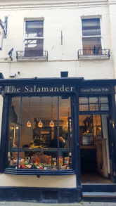 The Salamander Bath Angleterre