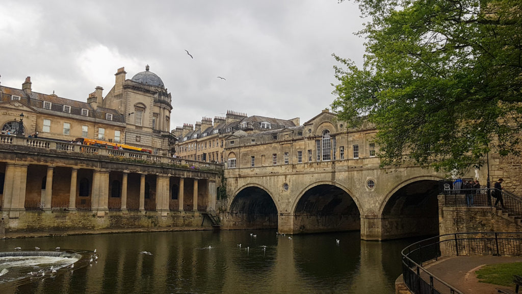 Pulteney Bridge Bath Angleterre