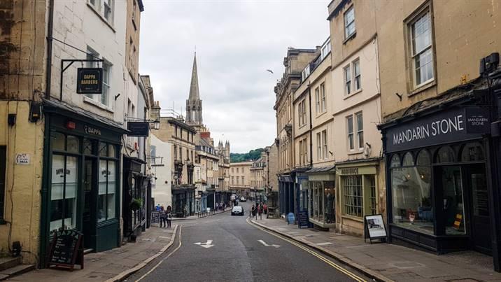 Bath, Angleterre