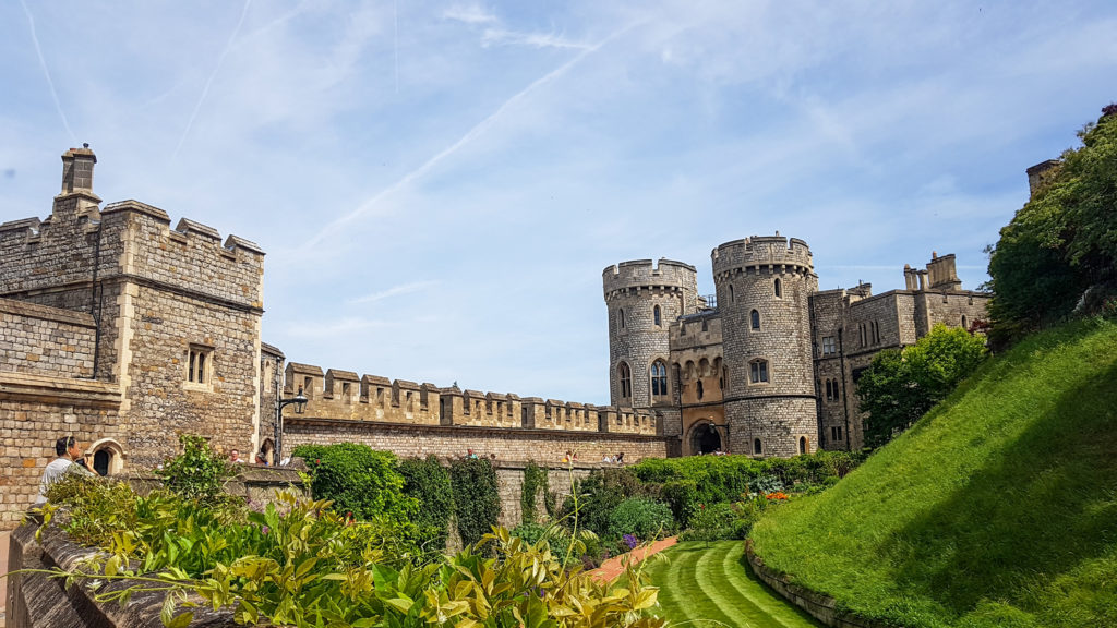 Chateau de Windsor, Angleterre