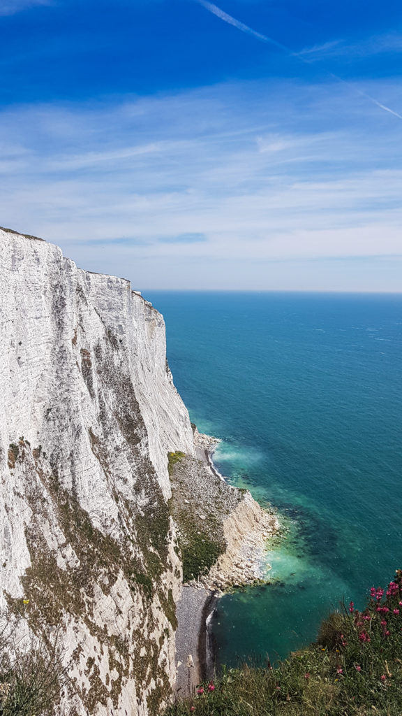 The White Cliff, Angleterre