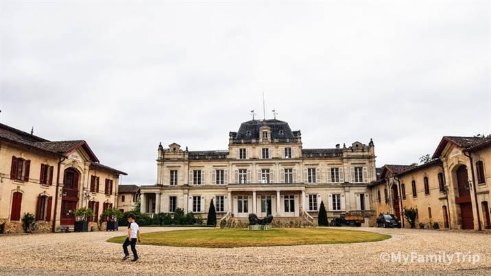 Chateau Giscours Médoc