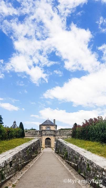 La citadelle de Blaye