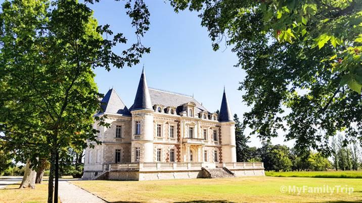 Chateau Lamothe Bergeron