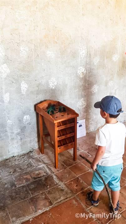 Salle de jeux Fort-Médoc