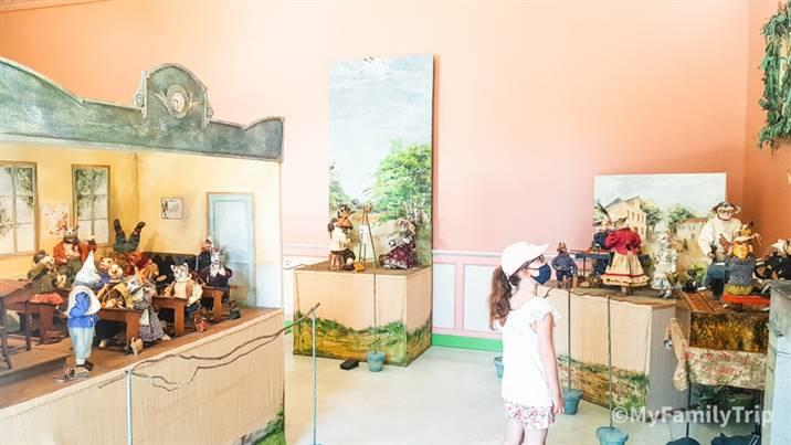Musée des automates Vertheuil