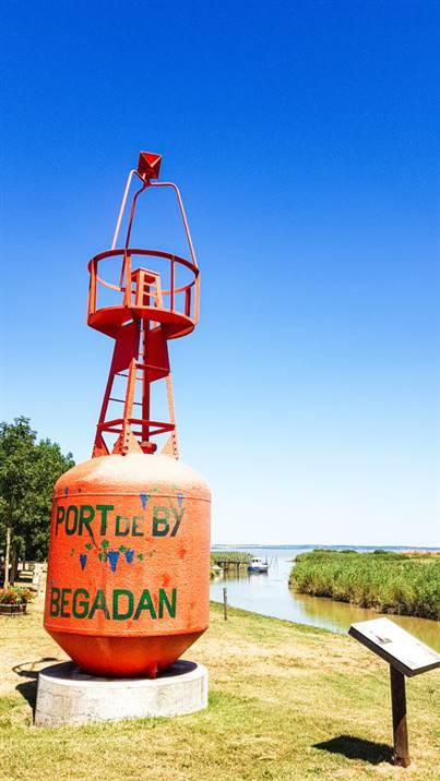 Port de Bégadan