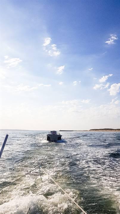 barge amphibie vedette la Boheme
