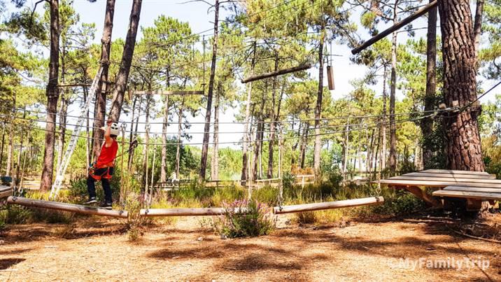 Parc Aventure Domaine de Bombannes