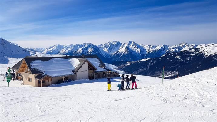 L'alpage Saint-François-Longchamps