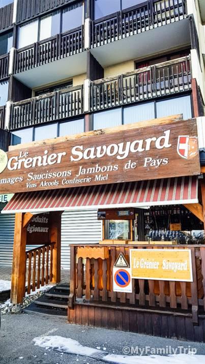 Le grenier Savoyard Saint-Francois-Longchamp