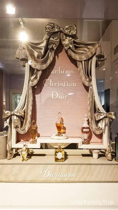 Maison de Christian Dior à Granville