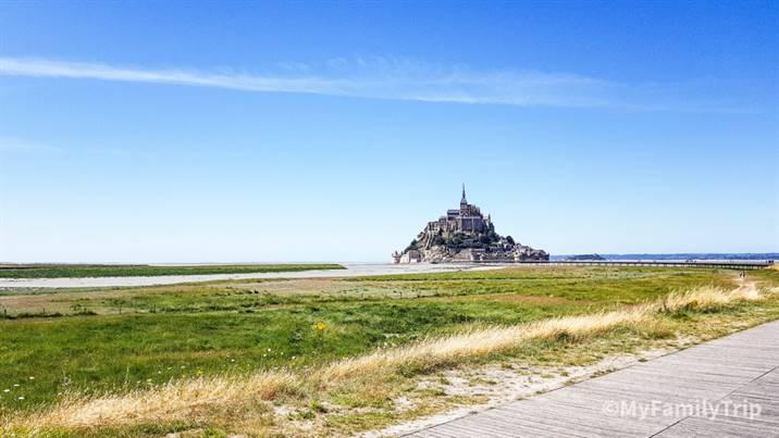 Le Mont-Saint Michel