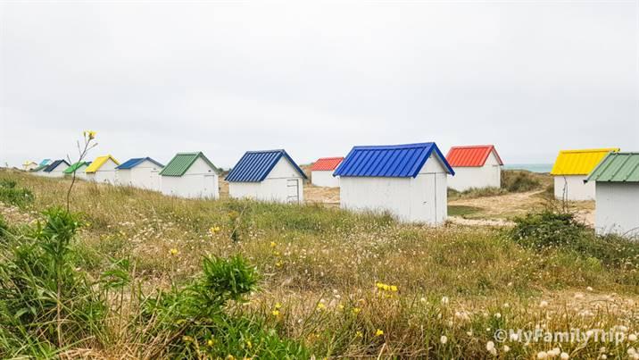 Les cabanes de Gouvile