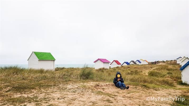 Découvrir la Manche avec des enfants