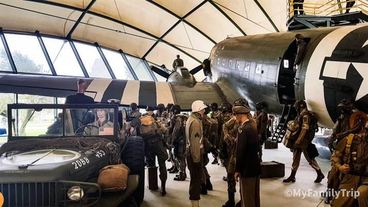 Musée airborne