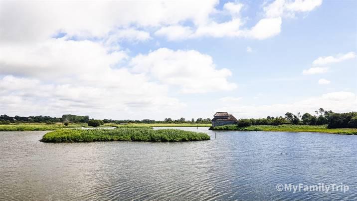Parc naturel regional des marais du cotentin et du bessin