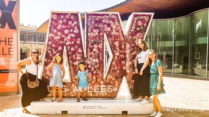 Week-end à Aix-en-Provence en famille